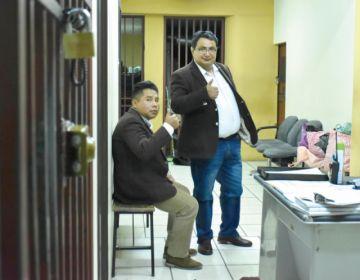 El diputado Barral paga  fianza y sale de prisión