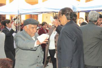 Alcaldía atiende a casi 2.000 adultos mayores