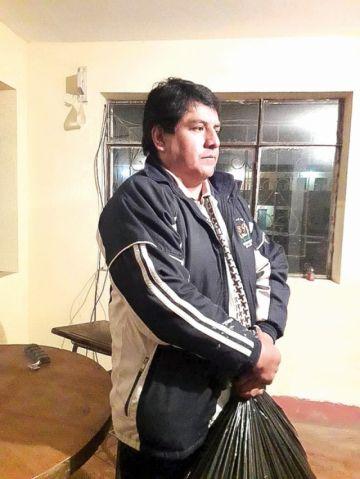 Patana, a la cárcel de Patacamaya