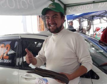 Orlando Careaga Campos acelera y se corona campeón de la RC2N Nacional