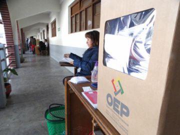 Subnacionales: Encuesta refleja clara falta de nuevos liderazgos