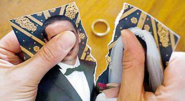 En Sucre, por cada matrimonio  hay una demanda de divorcio