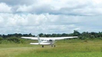 Beni: Cada día salen 30 avionetas con  500 kilos de droga