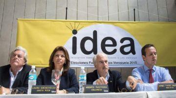 """Expresidentes iberoamericanos instan a la OEA a """"condenar"""" a Evo Morales"""