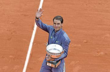 Rafael Nadal conquista su duodécimo  Roland Garros