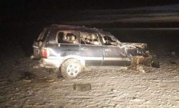 Dos ingleses y un boliviano mueren en un accidente en el Salar de Uyuni