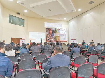 Ministra Sifuentes pide  seriedad a los alcaldes