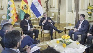 Delegación de más de 40 empresarios paraguayos  participará de encuentro bilateral en La Paz