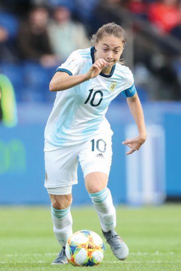 Primer punto de Argentina