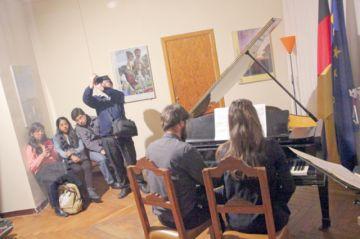 Conservatorio Internacionalde Música se robó la noche