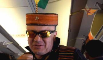 El Chasqui boliviano ya está Brasil para apoyar a la Selección
