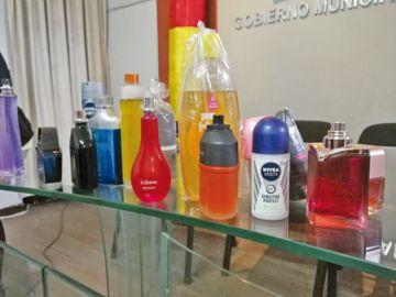 Alertan sobre circulación de cosméticos alterados