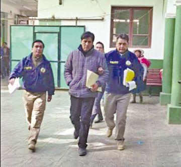 Oruro: Aprehenden a edil de Caracollo por corrupción
