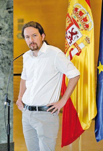 España tendrá un gobierno de izquierdas