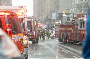Quieren prohibir el tráfico aéreo  sobre Manhattan