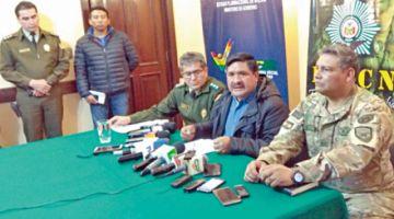El zar antidroga culpa a jueces de liberar a narcos