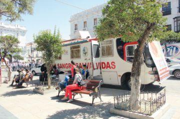 Banco de Sangre  destaca solidaridad de los donantes