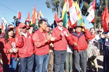 Oposición retoma fuego cruzado y  aviva diferencias