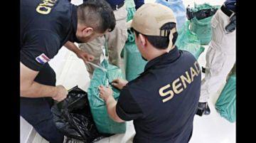 Paraguay: Hallan 457 kilogramos de droga boliviana