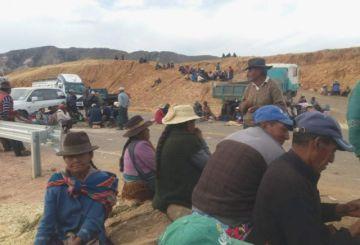 Bloqueo en Ravelo: Asamblea y organizaciones buscarán zanjar conflicto