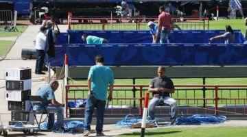 Prensa boliviana  con problemas  para transmitir