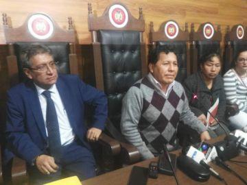 TCP reconoce que la hija de Lanchipa trabaja con Hurtado, pero aclara que no fue contratada por él