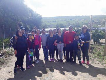 Estudiantes del Itsec conocen municipios de Chuquisaca