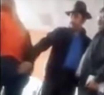 Gobernador se propasa con una mujer en video