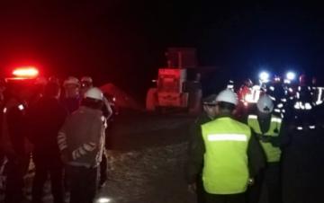 Tres bolivianos están atrapados en una mina en Chile