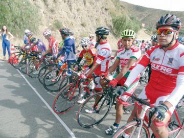 Ciclismo rodará en su primera etapa