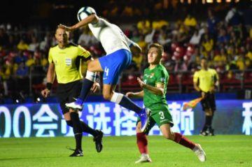 Bolivia cae goleada en la apertura de la Copa América