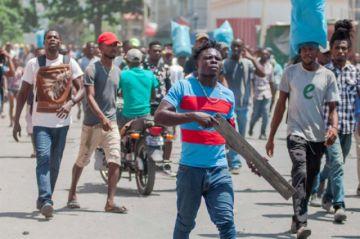 Haití: Retoman protestas contra el Presidente