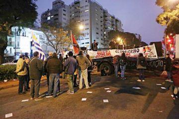 La huelga contra Bolsonaro no tuvo impacto previsto