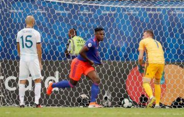 Colombia suelta un lastre de 12 años y aumenta la frustración de Messi