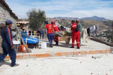Albañil muere aplastado por un muro