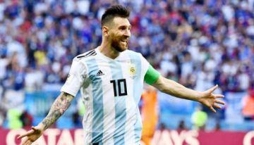 Las 12 figuras a brillar en la Copa América