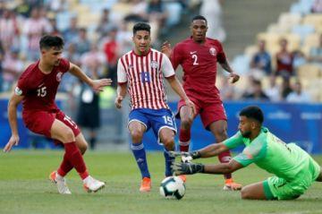 Paraguay abre temprano el marcador pero sufre para mantener la ventaja
