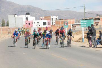 Locales mandan en la Vuelta a Sucre
