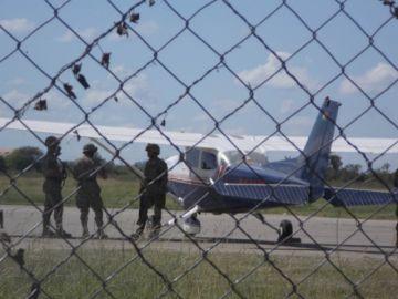 Despliegan megaoperativo  en dos aeropuertos de Beni