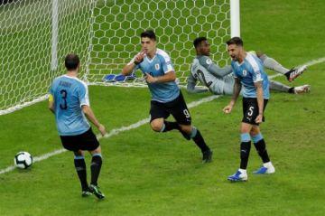 Uruguay presenta su candidatura al título de la Copa América