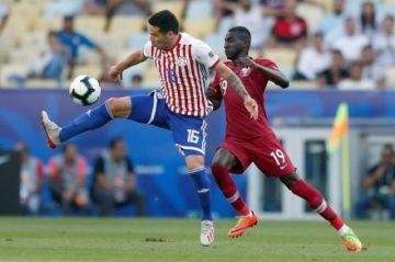 Minuto a minuto: Paraguay vs Qatar