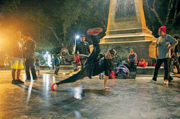 Sucre hip hop: Talento callejero con convicción
