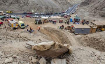 Encuentran sin vida al tercer minero boliviano atrapado en una mina