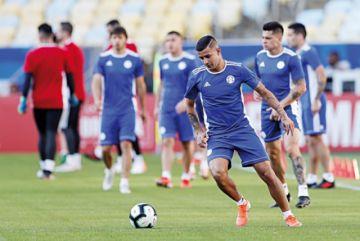 Paraguay debuta  en la Copa ante  la invitada Qatar