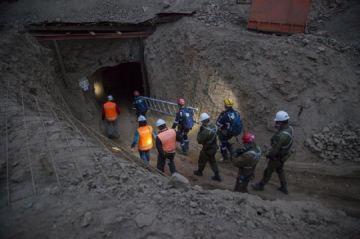 Chile, decidido a recuperar cuerpo de boliviano tras derrumbe en mina