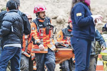 Chile: Hallan sin vida al último minero que estaba desaparecido