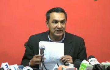 Opositores denuncian al TSE por registro irregular en Riberalta