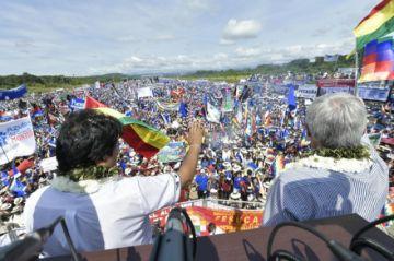 """Conalcam: Elección de candidatos del MAS no será por """"un café, amigo o compadre"""""""