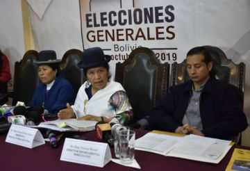 Diputados pedirán informe y candidatos denuncian riesgo de fraude por denuncias en Riberalta