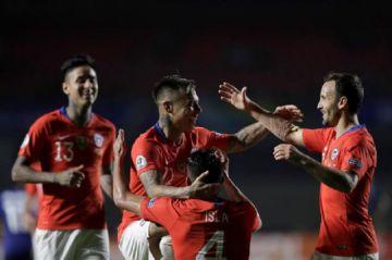 Minuto a minuto: Japón (0-4) Chile
